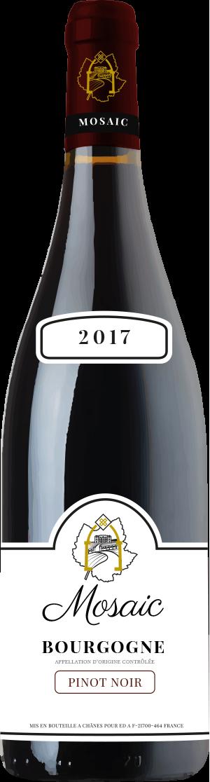Bourgogne Pinot Noir Mosaic